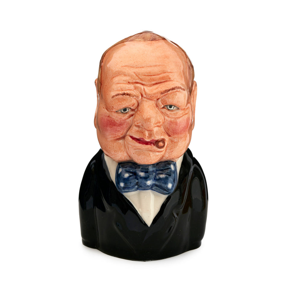 Winston Churchill Prime Minister Toby Jug featured image