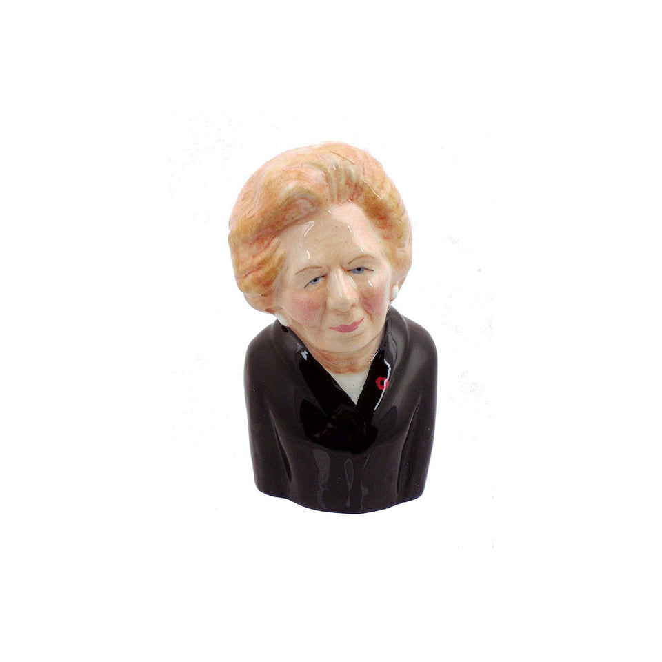 Margaret Thatcher Prime Minister Toby Jug - Black featured image