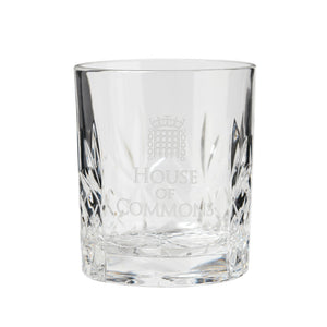 Crystal Tot Glass