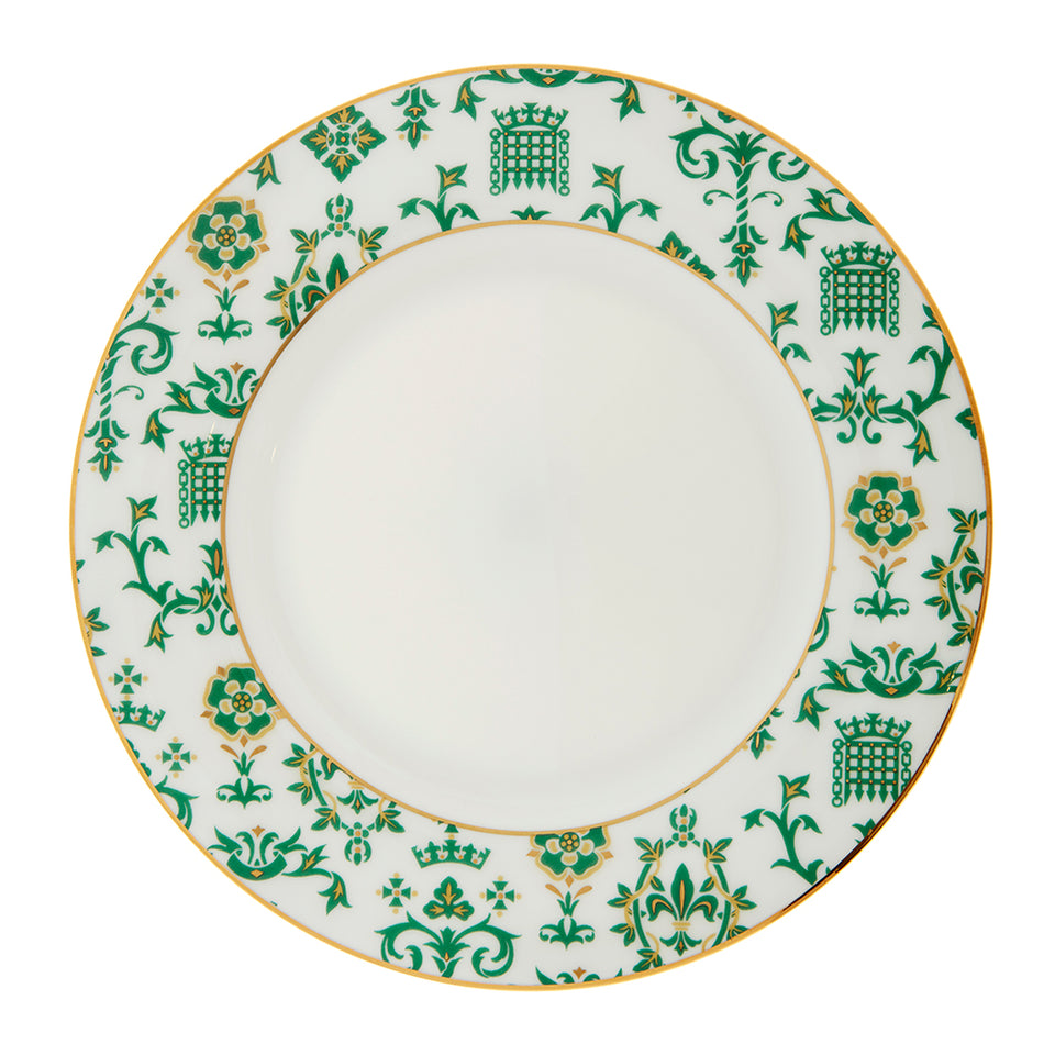 Fleur-de-lys Fine Bone China Side Plate featured image