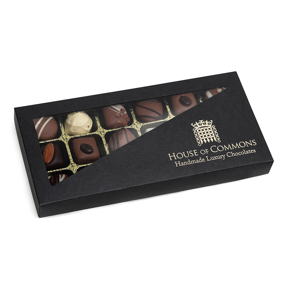 Handmade Luxury Chocolate Selection featured image