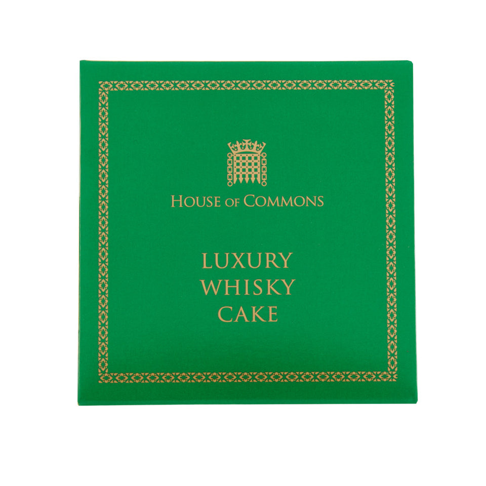 Luxury Whisky Cake