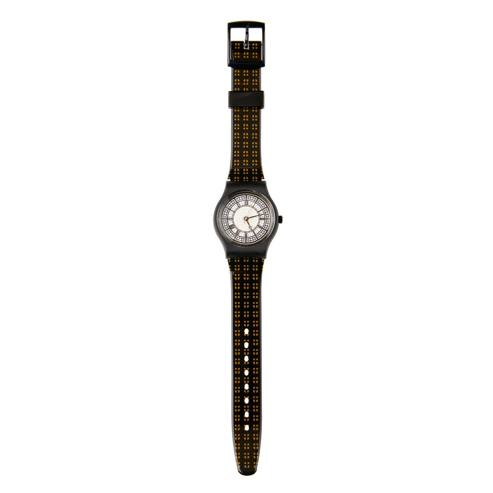 Patterned Strap Big Ben Watch featured image