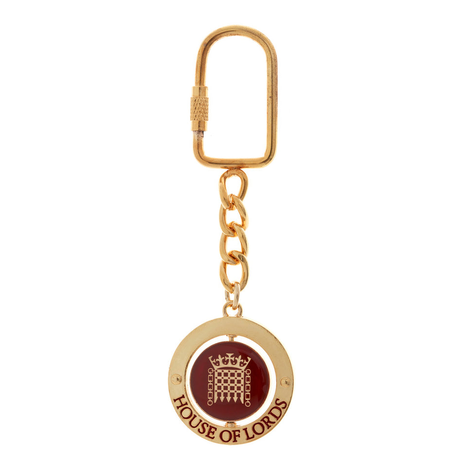 House of Lords Keyring featured image