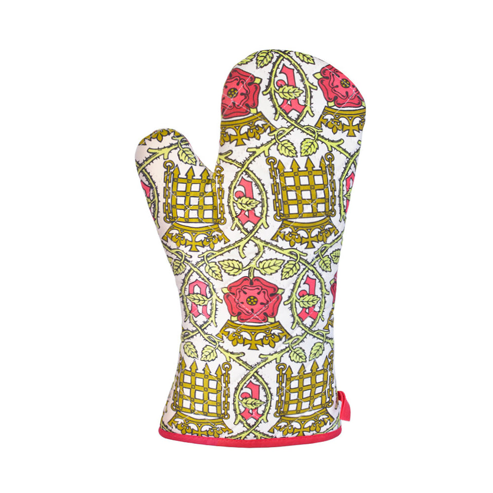 House of Lords Tudor Rose Oven Glove featured image