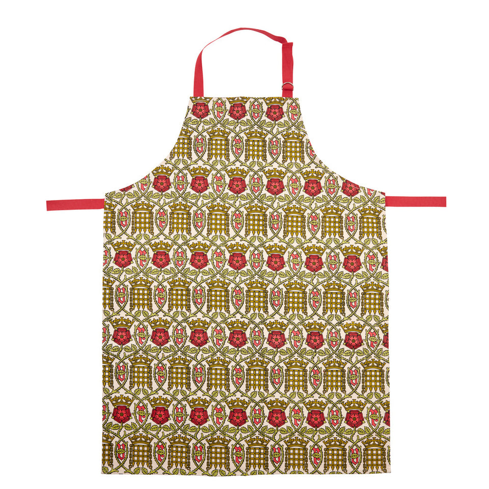 House of Lords Tudor Rose Apron
