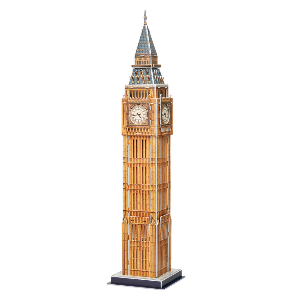 3D Big Ben Puzzle featured image
