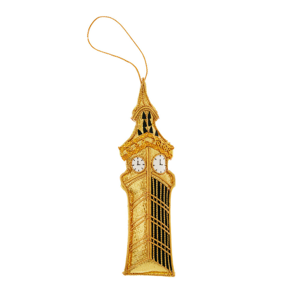 Big Ben Tree Ornament featured image