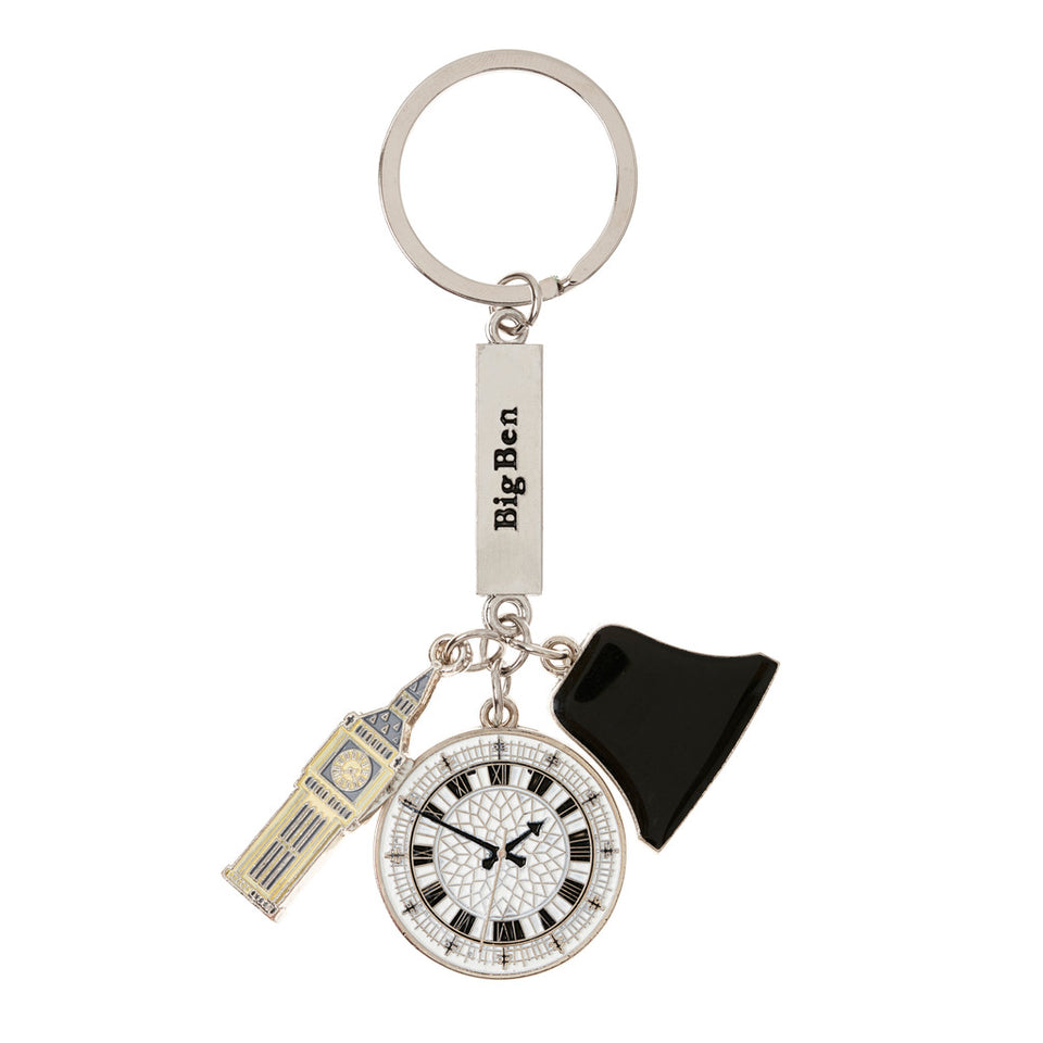 Big Ben Charm Keyring featured image