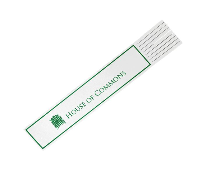 House of Commons Bookmark featured image