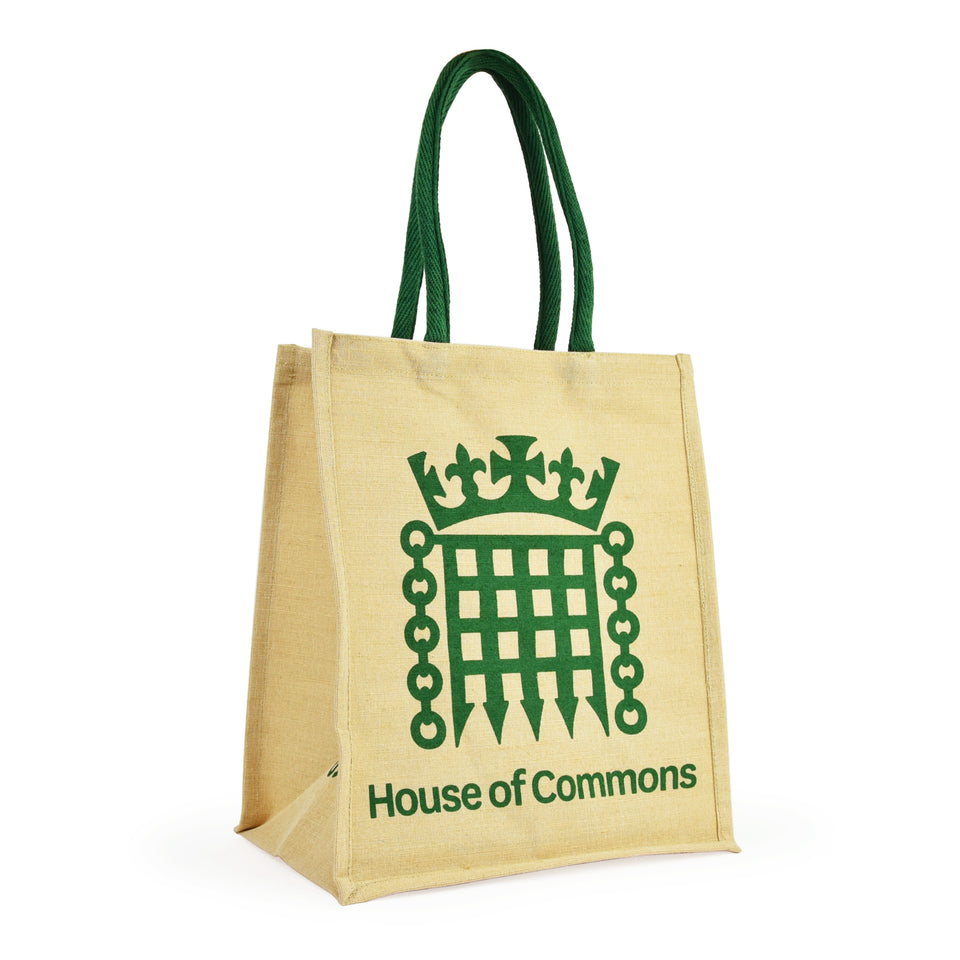 House of Commons Jute Bag featured image