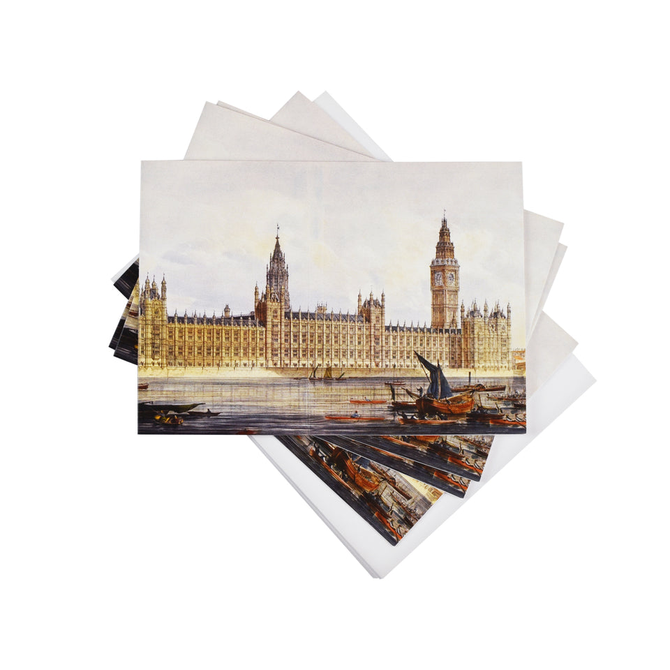 Walker's Palace of Westminster Greeting Cards featured image