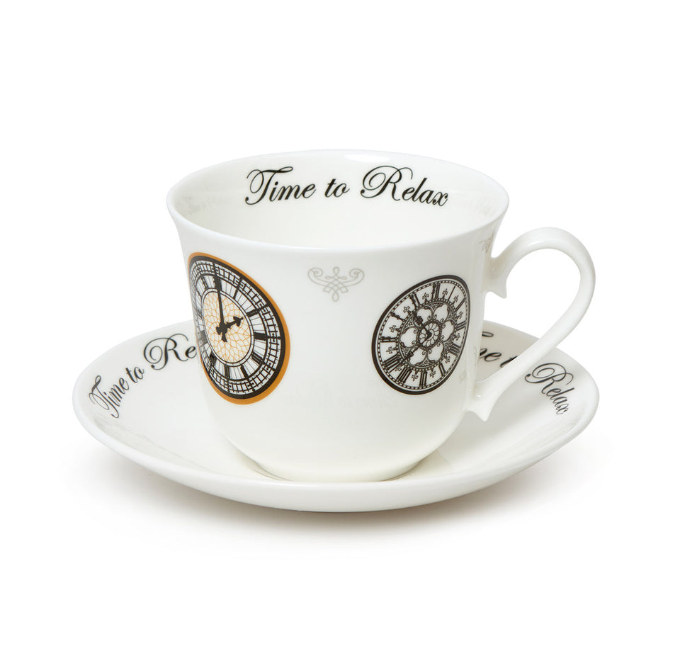 Fine Bone China Cup and Saucer featured image