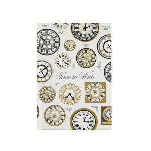Small Clock Face Notebook featured image