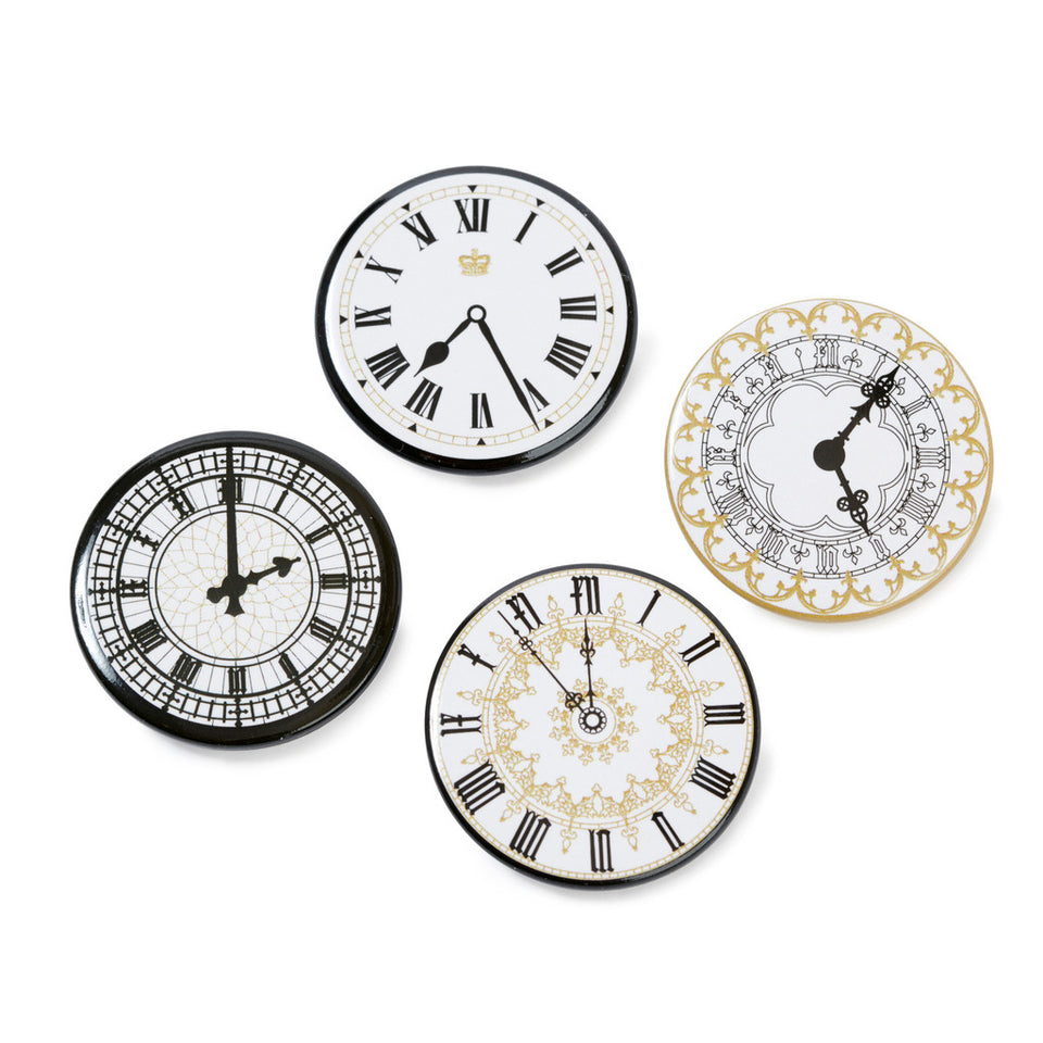 Clock Face Badge Set featured image