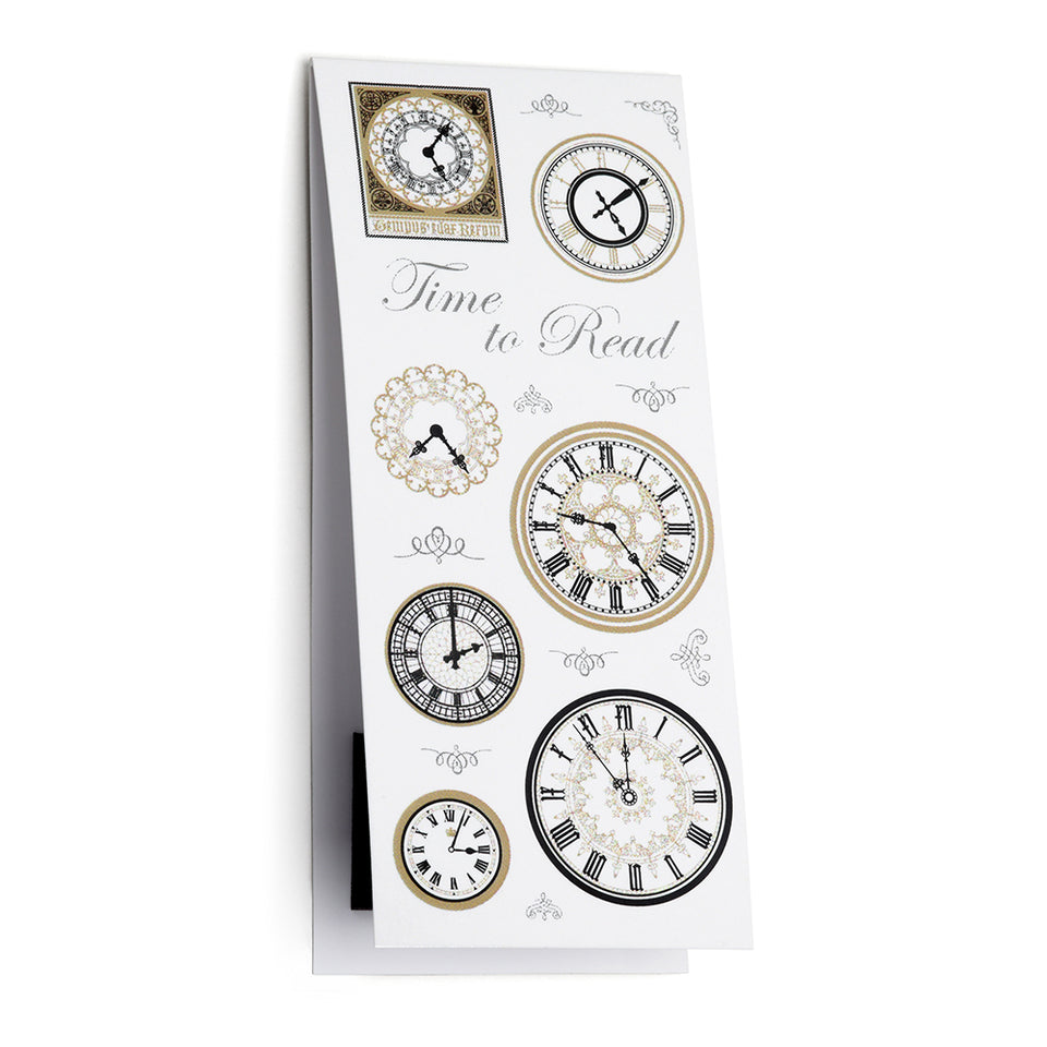 Clock Face Bookmark featured image