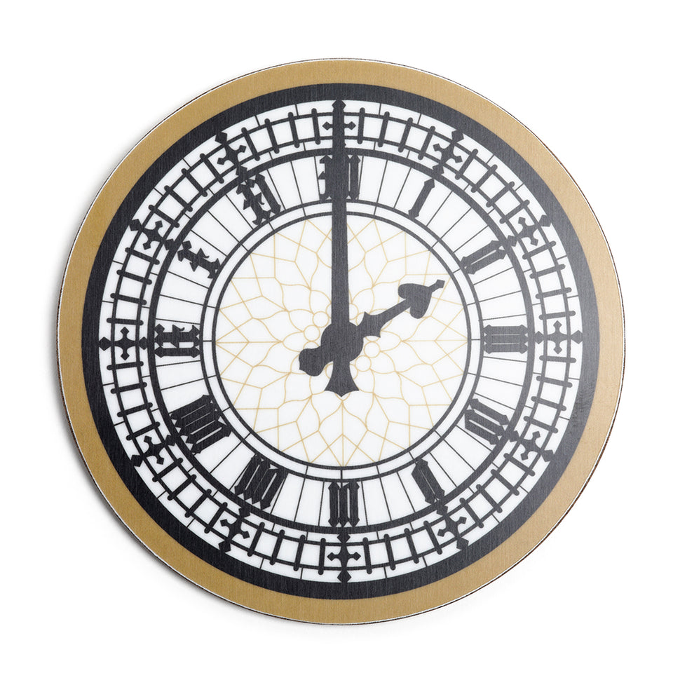 Clock Face 'Big Ben' Coaster featured image