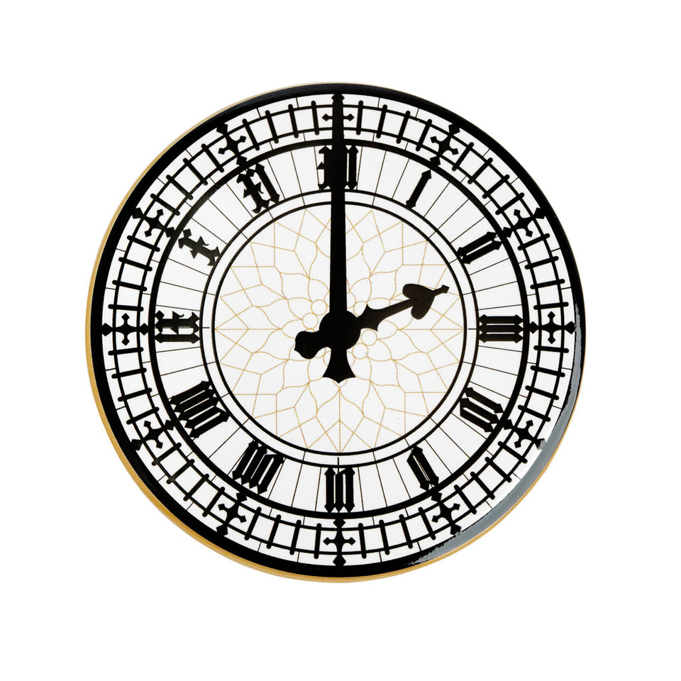 Clock Face Pocket Mirror featured image