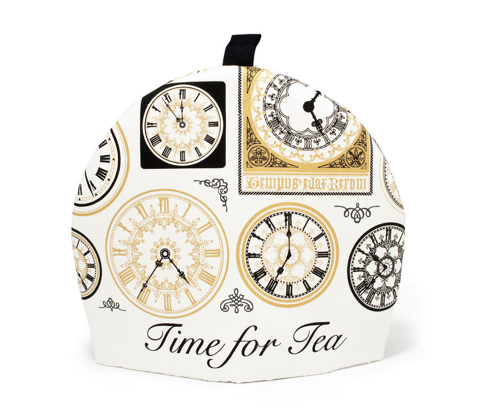 Clock Face Tea Cosy