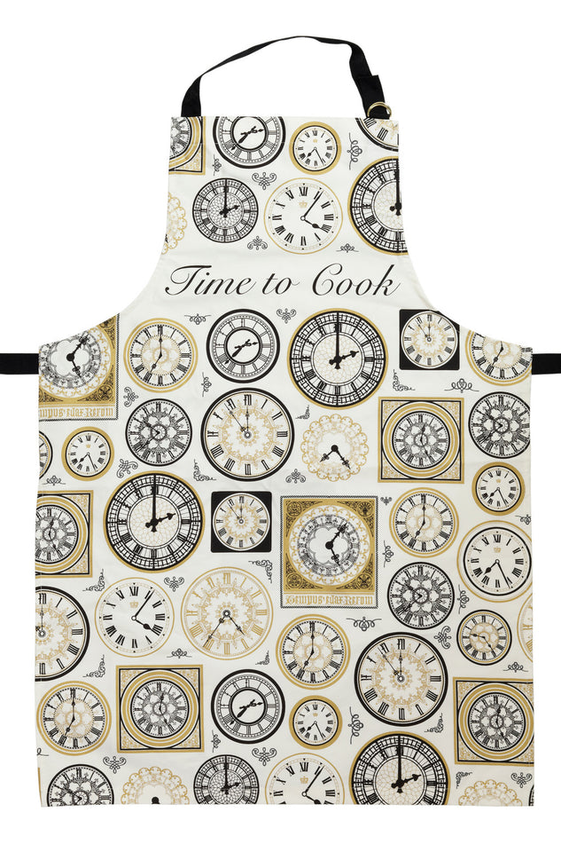 Clock Face Apron featured image