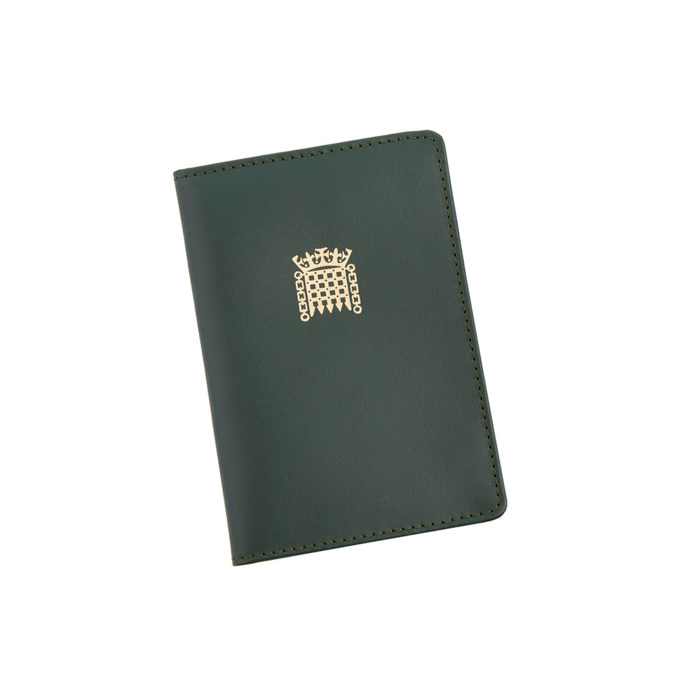 Recycled Leather Passport Holder featured image