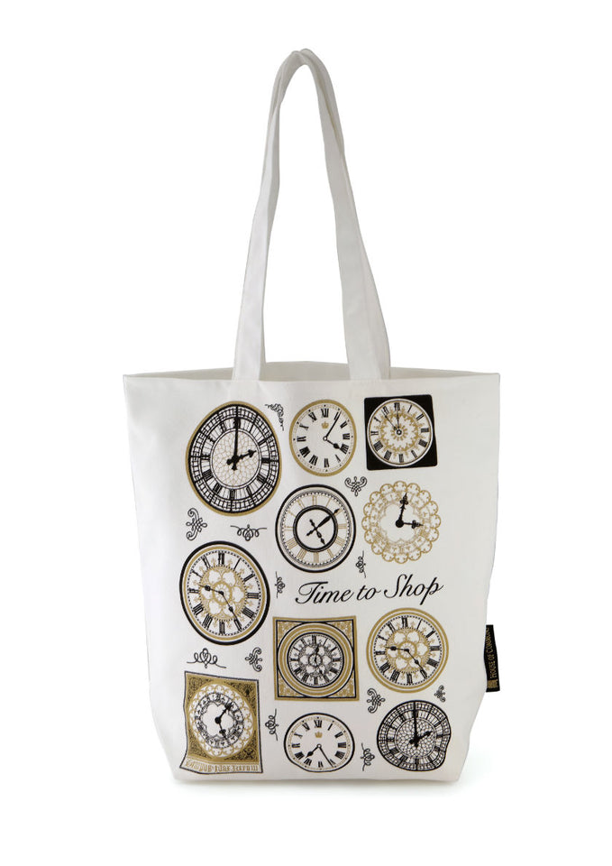 Clock Faces Tote Bag featured image