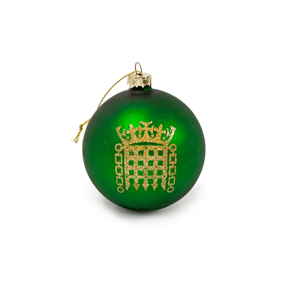 Portcullis Tree Ornament featured image