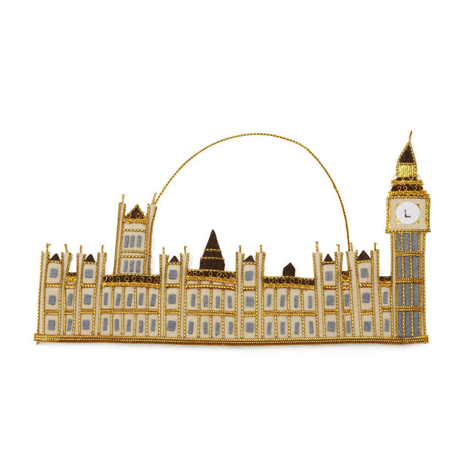 Palace of Westminster Tree Ornament featured image