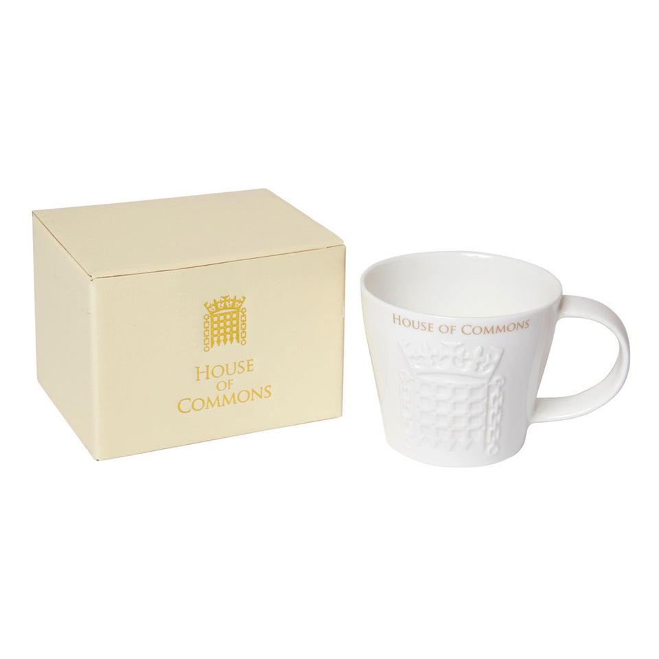 House of Commons Bone China Mug