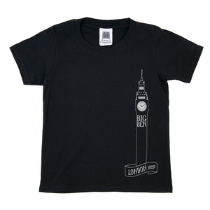 Children's Big Ben T-Shirt