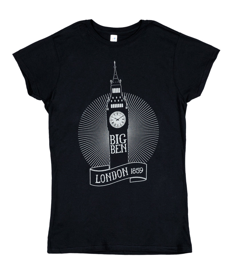 Women's Big Ben T-Shirt featured image