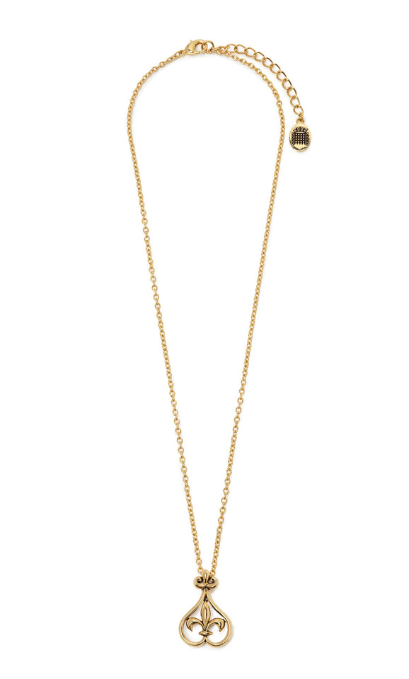 18k Gold Plated Pendant Necklace featured image