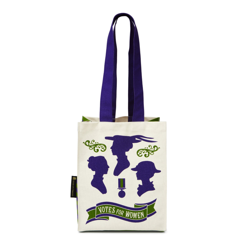 Votes for Women Tote Bag featured image