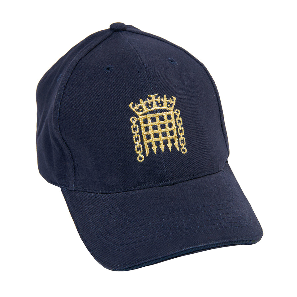 Embroidered Portcullis Cap featured image