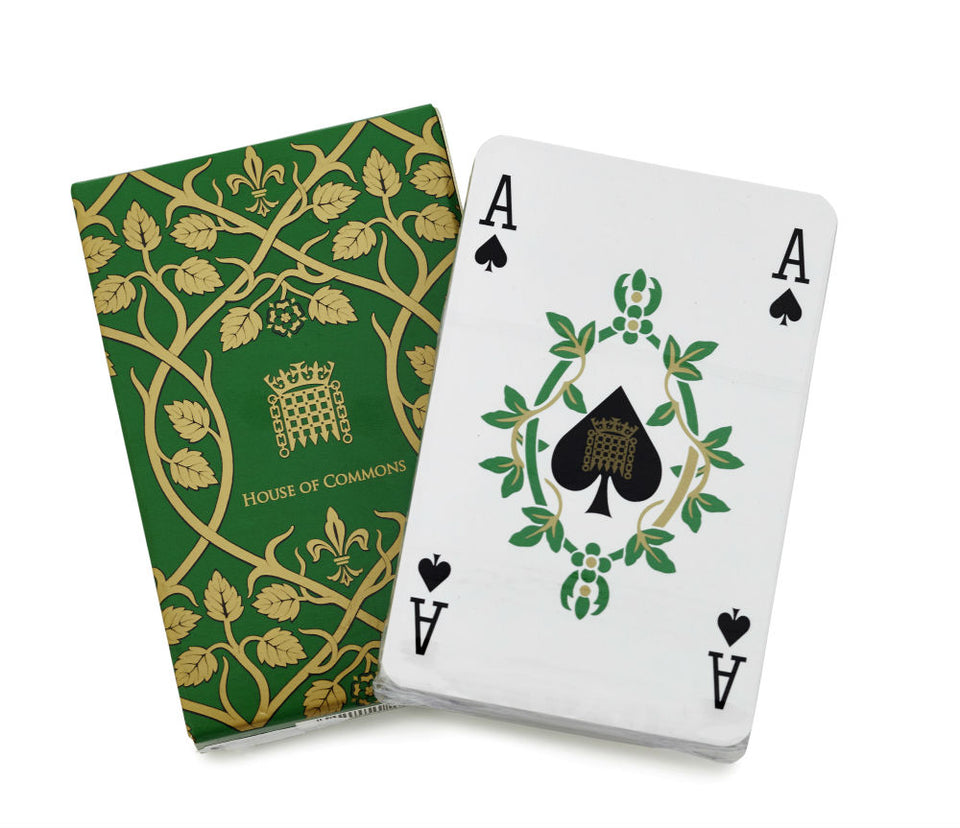 House of Commons Playing Cards featured image