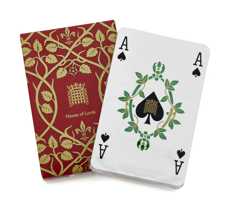 House of Lords Playing Cards