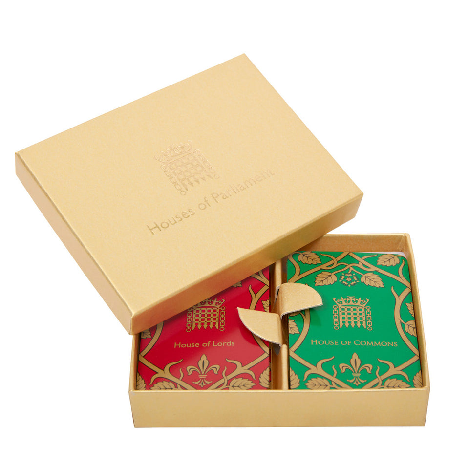 Luxury Playing Cards Gift Set featured image