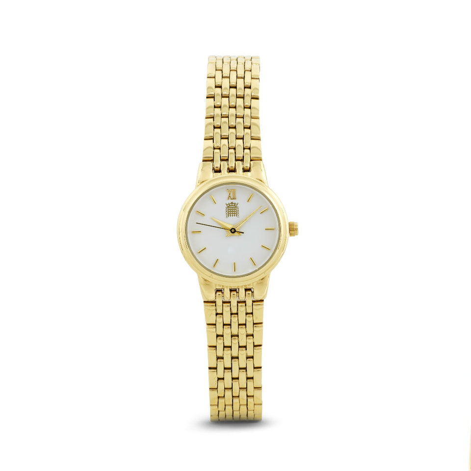Women's Gold-Coloured Watch featured image