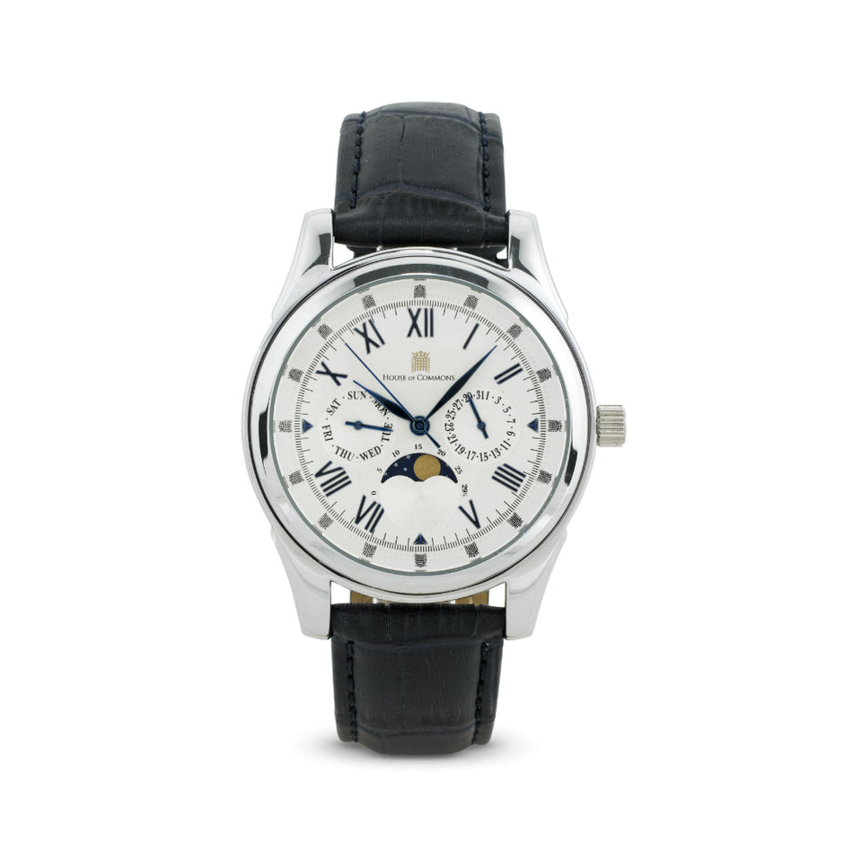 Men's Multi-Function Moon Phase Watch featured image