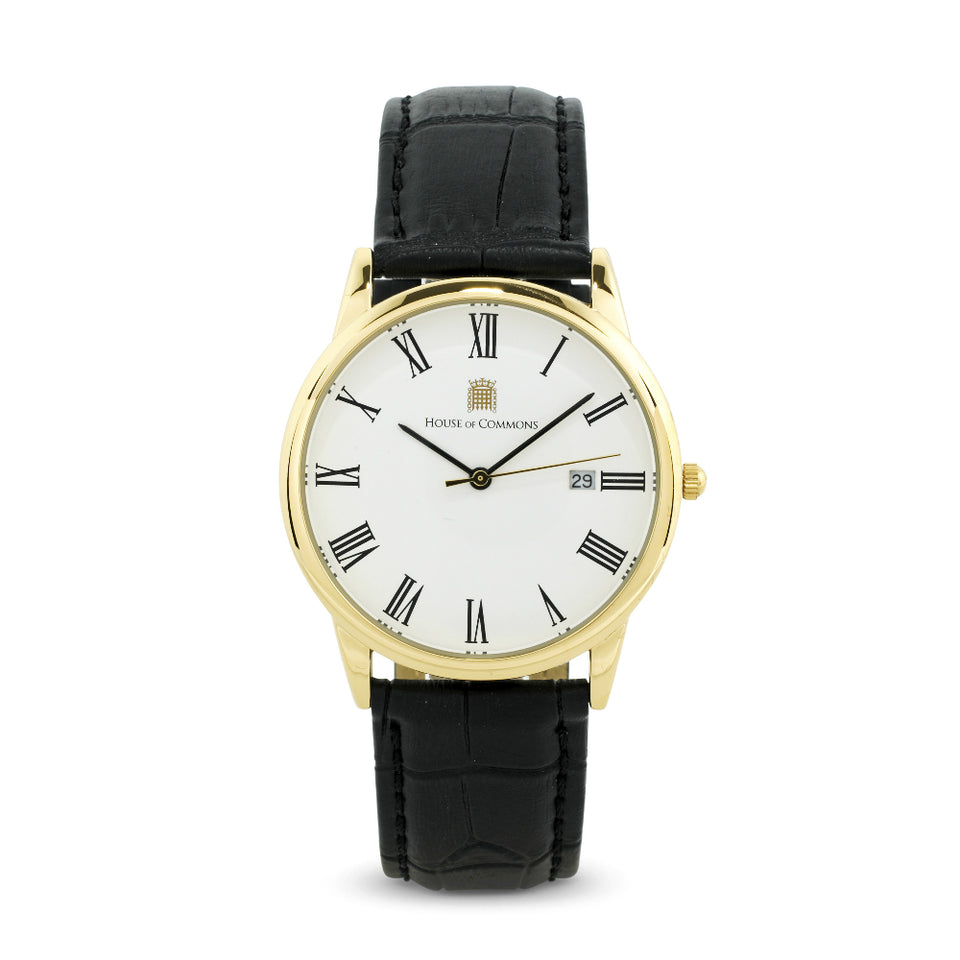House of Commons Watch with Black Strap featured image