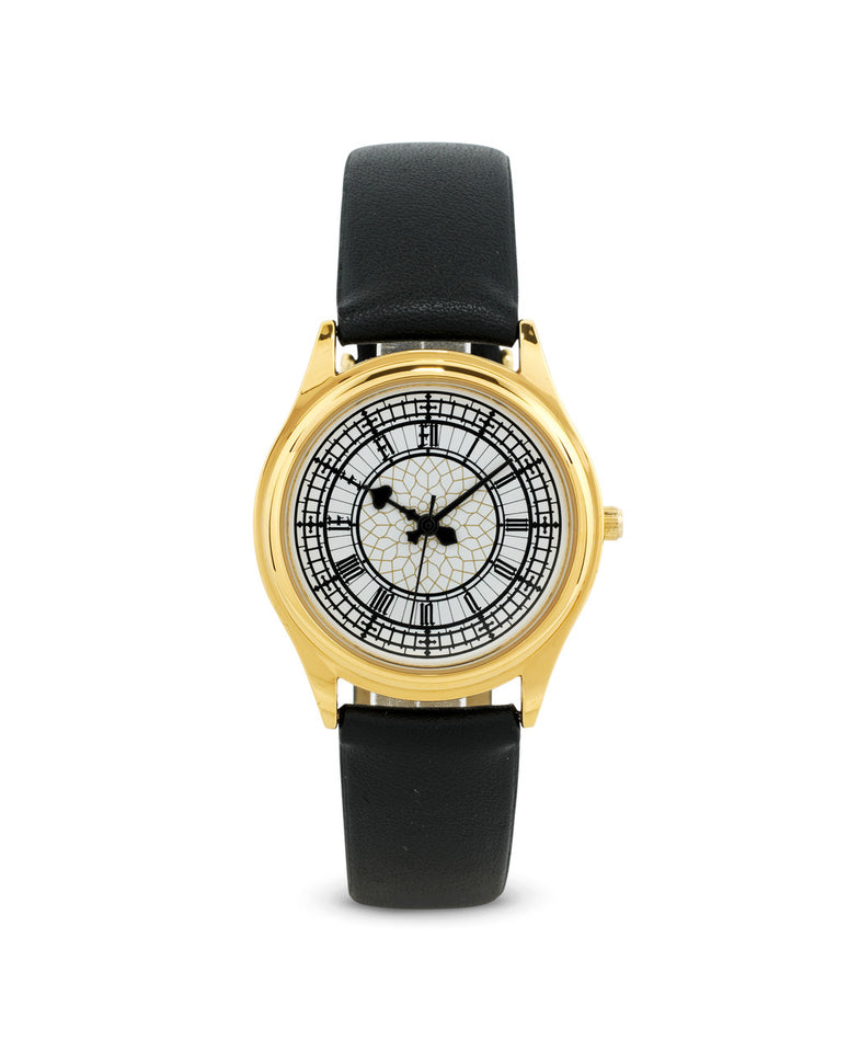 Gold Face Big Ben Watch featured image