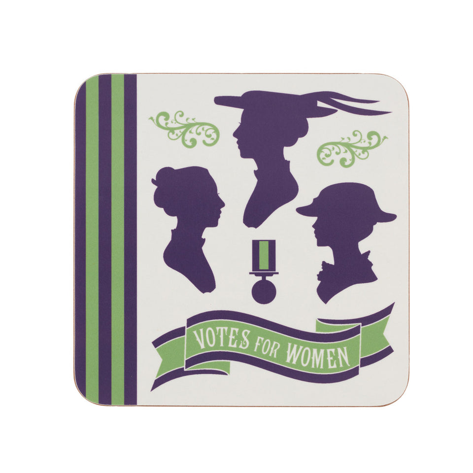 Suffragette Teapot Stand featured image