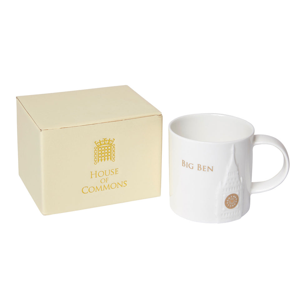 Big Ben Fine Bone China Mug featured image