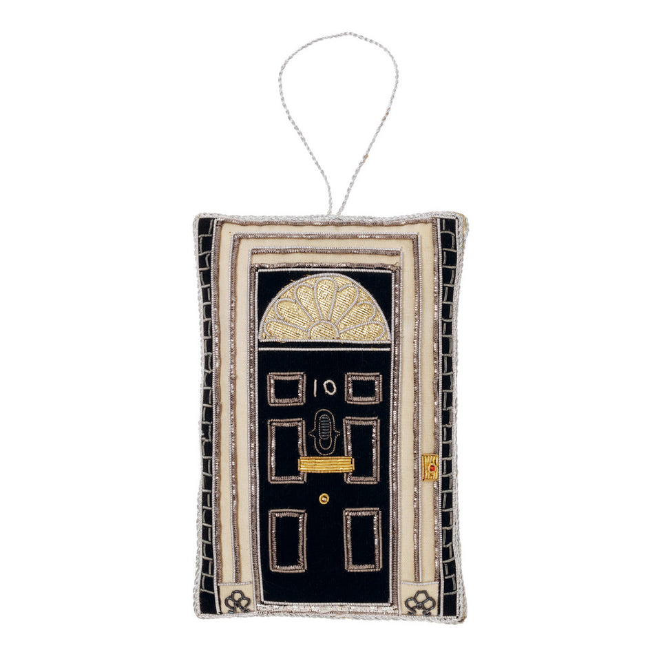 Number 10 Door Tree Ornament featured image