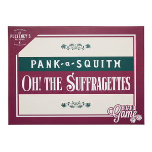 Pank-a-Squith Suffragette Family Board Game