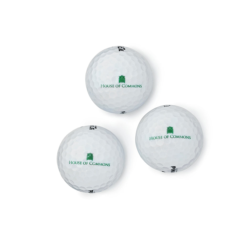 Set of Evergreen Golf Balls featured image