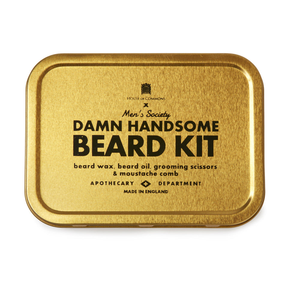 Damn Handsome Beard Kit featured image