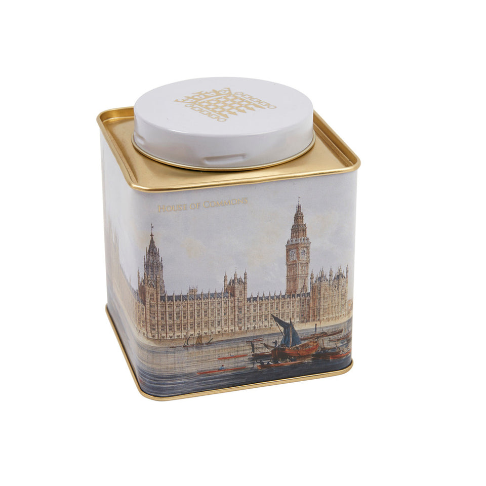 Palace of Westminster Tea Tin featured image