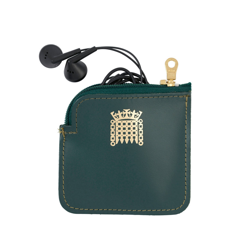 Leather Ear Pod Pouch featured image