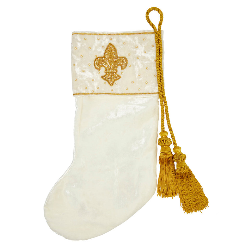 Luxury Handcrafted Stocking featured image